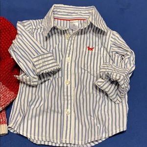 Other - Bundle: Button Down Shirt + Pullover
